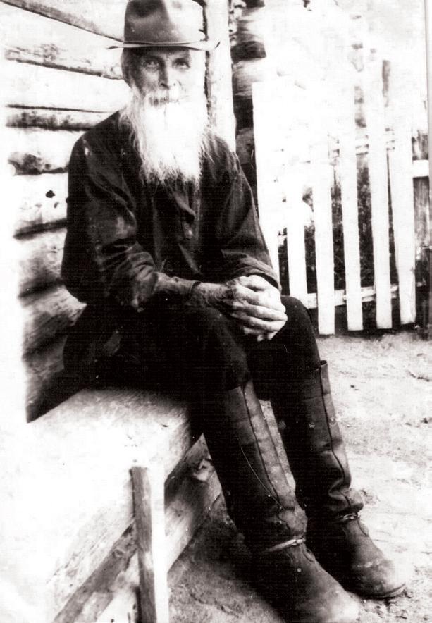 Мелентий Родионович Петров, фото 1970-х гг.